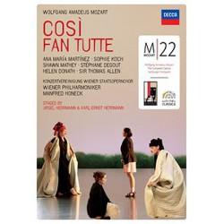 Cosi Fan Tutte - DVD
