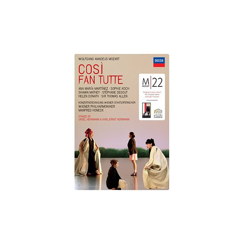 """essays on cosi fan tutte """" the performances were divided into a series of acts with each act being as intriguing as the next the first act began with the officers confidence in their."""