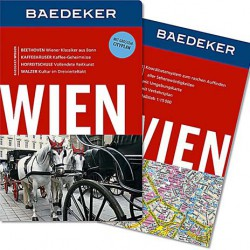 Wien  (De) - Reiseführer mit Extra-Karte