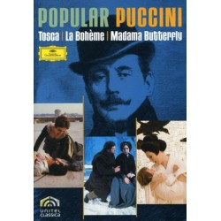 Popular Puccini - 3 DVDs set