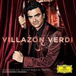 Villazon - VERDI - CD