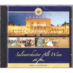 Salonorchester Alt Wien - Mozart & Strauss - CD