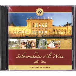 Salonorchester Alt Wien - Strauss - CD