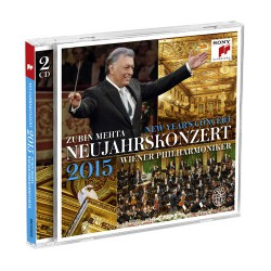 PREORDER: New Year's Concert 2015 CD - Vienna Philharmonics