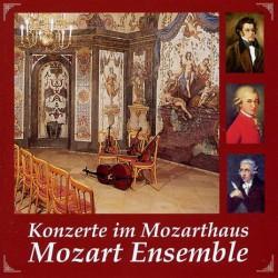 Mozart Ensemble - Concert in Mozarthaus