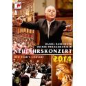 New Year's Concert 2014 DVD - Vienna Philharmonics