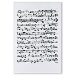 Teatowel - Music sheet