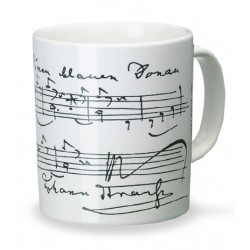 "Mug - Strauss - ""The Blue Danube"""