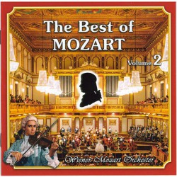 Wiener Mozart Orchester - Best of Mozart - Vol. 2