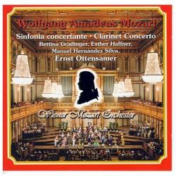 Vienna mozart Orchestra - Sinfonia Concertante, Clarinet Concerto